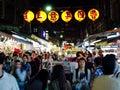 Night market Royalty Free Stock Photography