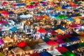 Night market in Bangkok Royalty Free Stock Photo
