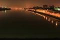 Night Riverfront