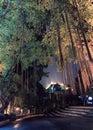 Night scenery of Gulangyu Stock Photo