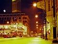 Night Scenery In Kuala Lumpur Royalty Free Stock Photo