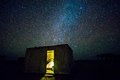 Noche cielo en Omán