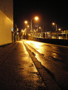 Night street Stock Images