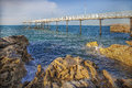 Nightcliff Jetty, Northern Territory, Australia Royalty Free Stock Photo
