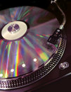 Nightclub turntable 2 Stock Photos