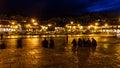 image photo : Nightscene in Cusco - Peru