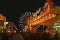 Nighttime fun at the Fair Royalty Free Stock Photography