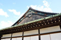 Nijo Castle Stock Photo