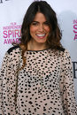 Nikki reed los angeles jan arrives at the film inependent nominees brunch at boa steakhouse on january in west hollywood ca Stock Image