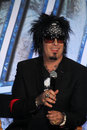 Nikki Sixx,Motley Crue,Kiss Royalty Free Stock Photography