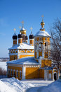 Nikola's church  at Murom Royalty Free Stock Photos