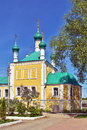 Nikolsky monastery, Pereslavl-Zalessky Royalty Free Stock Photo