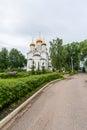 Nikolsky Women's Monastery Royalty Free Stock Photo