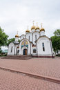 Nikolsky Women's Monastery Royalty Free Stock Photo