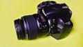 Nikon d Obrazy Stock