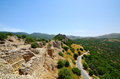 The Nimrod Fortress Royalty Free Stock Image