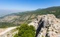 Nimrod Fortress in Israel