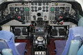 nimrod mr.2   Aircraft cockpit Royalty Free Stock Photos