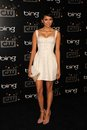 Nina dobrev at the cw premiere party presented by bing warner bros studios burbank ca Royalty Free Stock Photography
