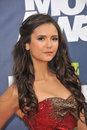 Nina dobrev mtv movie awards gibson amphitheatre universal studios hollywood june los angeles ca picture paul smith featureflash Royalty Free Stock Image