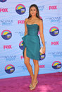 Nina dobrev at the teen choice awards at the gibson amphitheatre universal city july los angeles ca picture paul smith Stock Photo