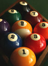 Nine Ball Stock Image