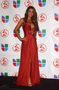 Ninel conde in the press room at the th annual latin grammy awards shrine auditorium los angeles ca Stock Photos