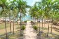 Nirwana Resort at Lagoi Bay, Bintan, Indonesia Royalty Free Stock Photo