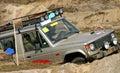 Nissan patrol Royalty Free Stock Photo