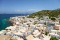 Nisyros island, Greece Royalty Free Stock Photo