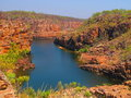 Nitmiluk National Park, Northern Territory, Australia Royalty Free Stock Photo