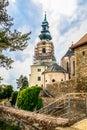 Nitra Castle under Reconstruction