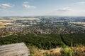 Nitra city, Slovak republic, urban scene