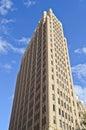 Nix Professional Building Royalty Free Stock Photo