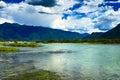 Niyang river Stock Images