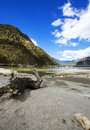 Niyang river tributary of the yarlung zangbo rivers Stock Images