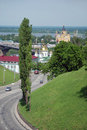 Nizhny Novgorod, Russia Royalty Free Stock Photos