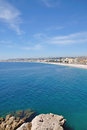Nizza,French Riviera,South of France Stock Photos