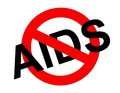 No aids Stock Photo