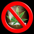 No cannabis Stock Images