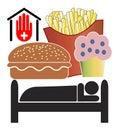 No Junk Food in Hospitals