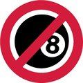 No Pool Eight Ban
