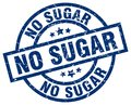 no sugar stamp