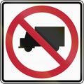 No Trucks