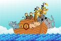Noah's Ark Royalty Free Stock Photography