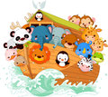Noah's Ark Royalty Free Stock Photo