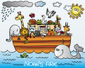 Noahs Ark Royalty Free Stock Photo
