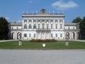 Nobility villa borromeoin cassano italy europe Royalty Free Stock Photo