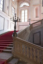 Noble Stairway Royalty Free Stock Photo