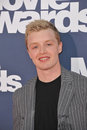Noel fisher mtv movie awards gibson amphitheatre universal studios hollywood june los angeles ca picture paul smith featureflash Stock Image